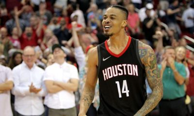 Rockets bringing back Green on 1-year contract