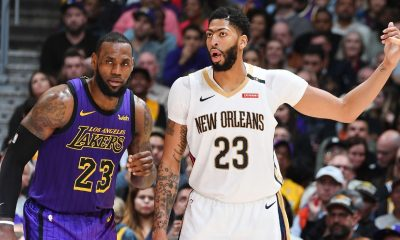 Sources: Lakers reach deal for Pelicans' Davis