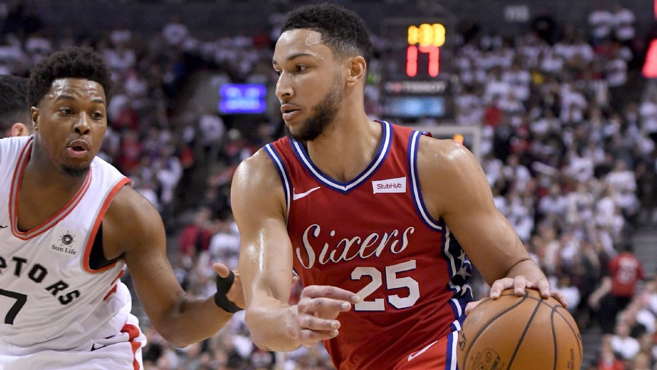 Sources: 76ers, Simmons open extension talks