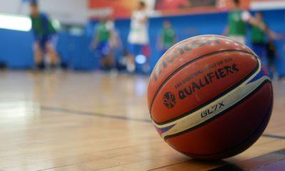 International basketball virtually shut down