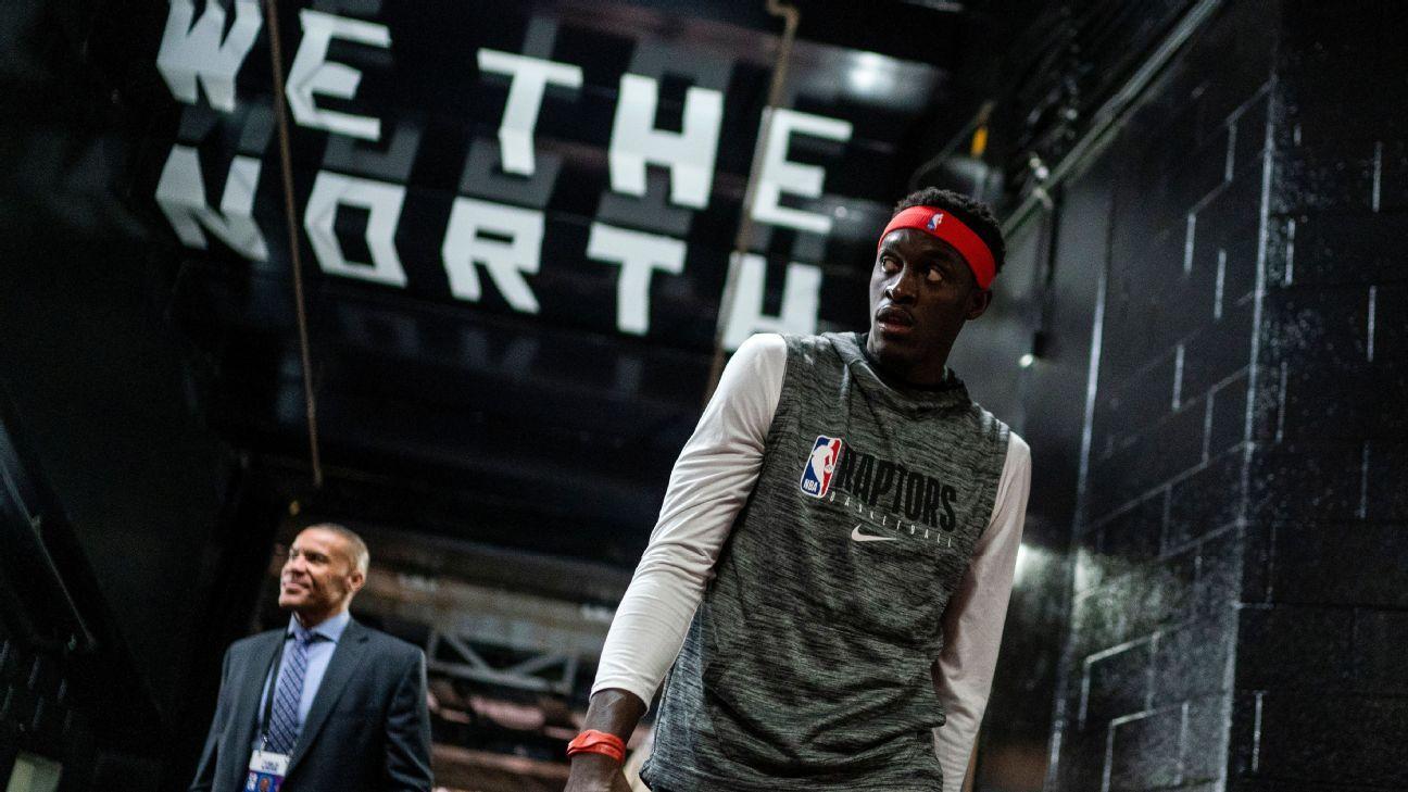 Raptors test negative; were last opponents of Jazz