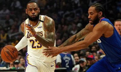 The Lakers made it clear they can beat anyone with LeBron