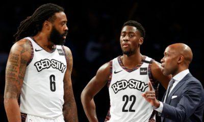 Nets' Jordan disputes reports about Atkinson's exit