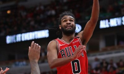 Rookie PG White sparks Bulls to win in first start
