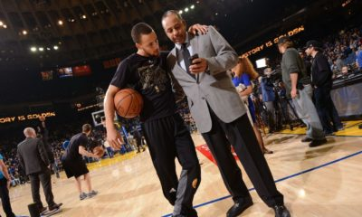 Stephen Curry is watching his own highlights, and you should, too