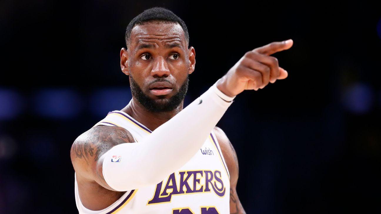 LeBron: 'Nobody I know' wants to cancel season