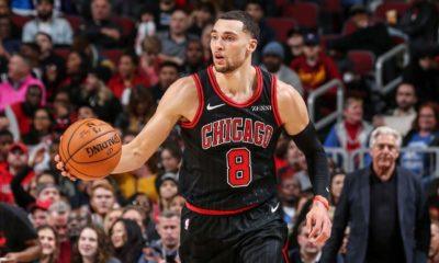 Optimistic LaVine eager to lead new-look Bulls
