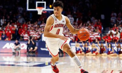 Zona's Green entering draft after freshman year