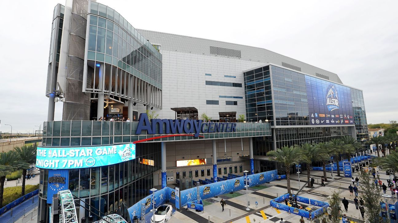 Magic's arena to be used for medical distribution