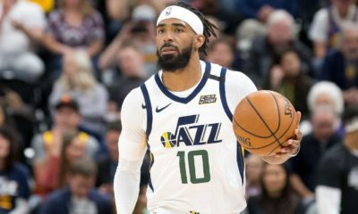 Jazz's Conley beats Bulls' LaVine for HORSE title