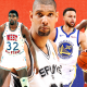 The all-time starting five for every NBA Western Conference team