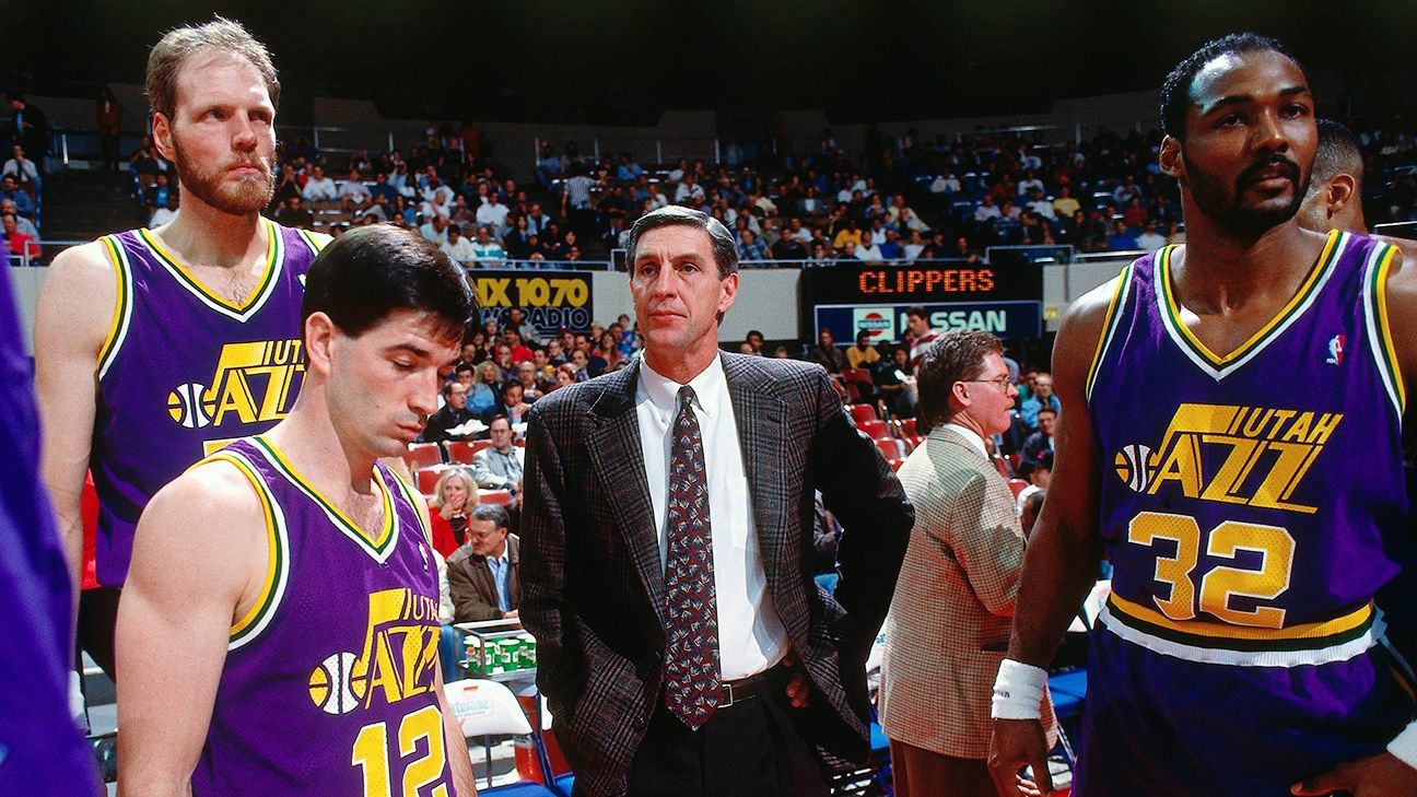 NBA stars and Jazz legends react to death of Jerry Sloan