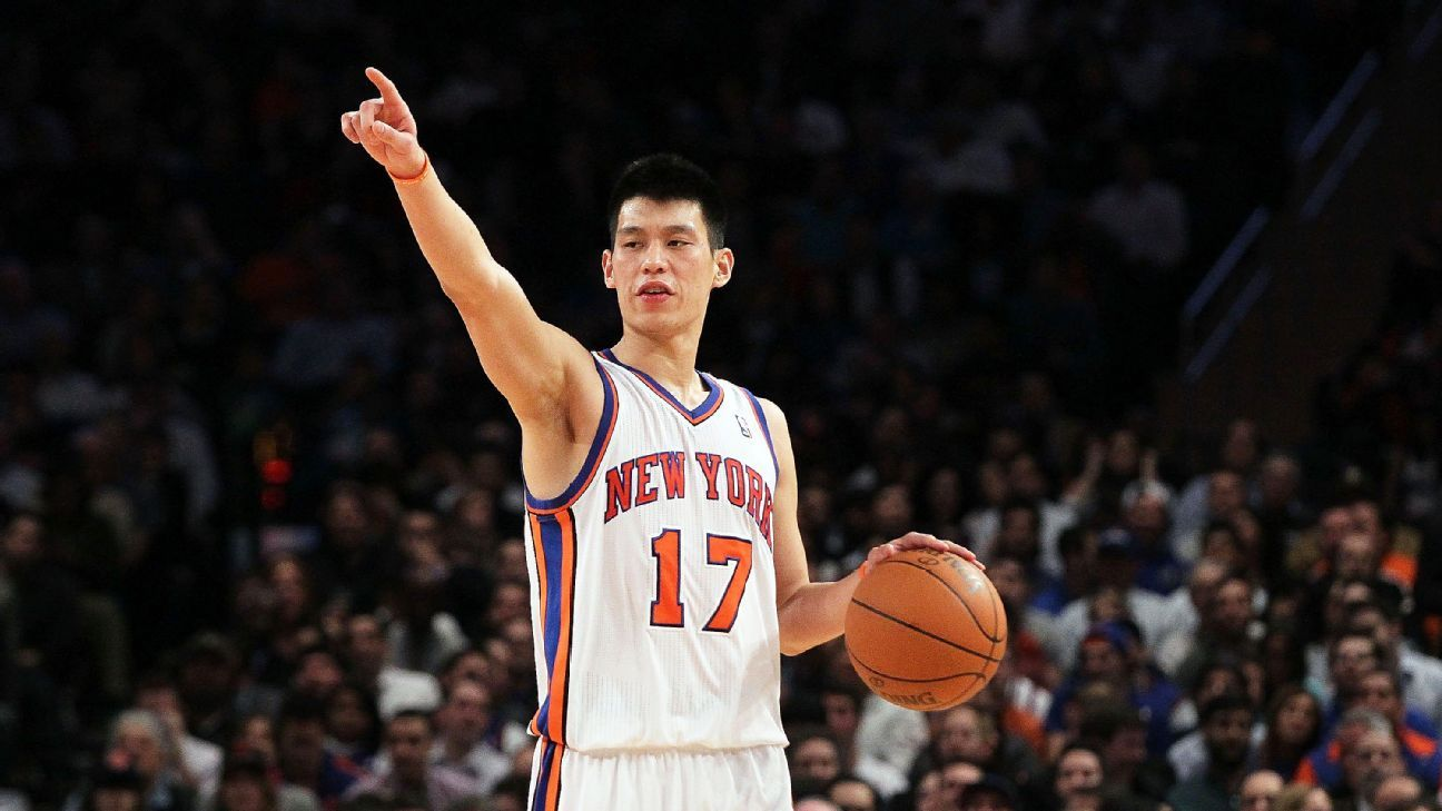 Lin 'floored' by Knicks' TV showcase of Linsanity