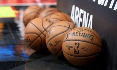 NBA switching to Wilson balls starting in 2021