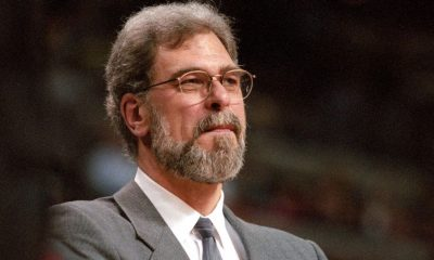 From the archives: Phil Jackson on MJ, one infamous Finals distraction and the death of a dynasty