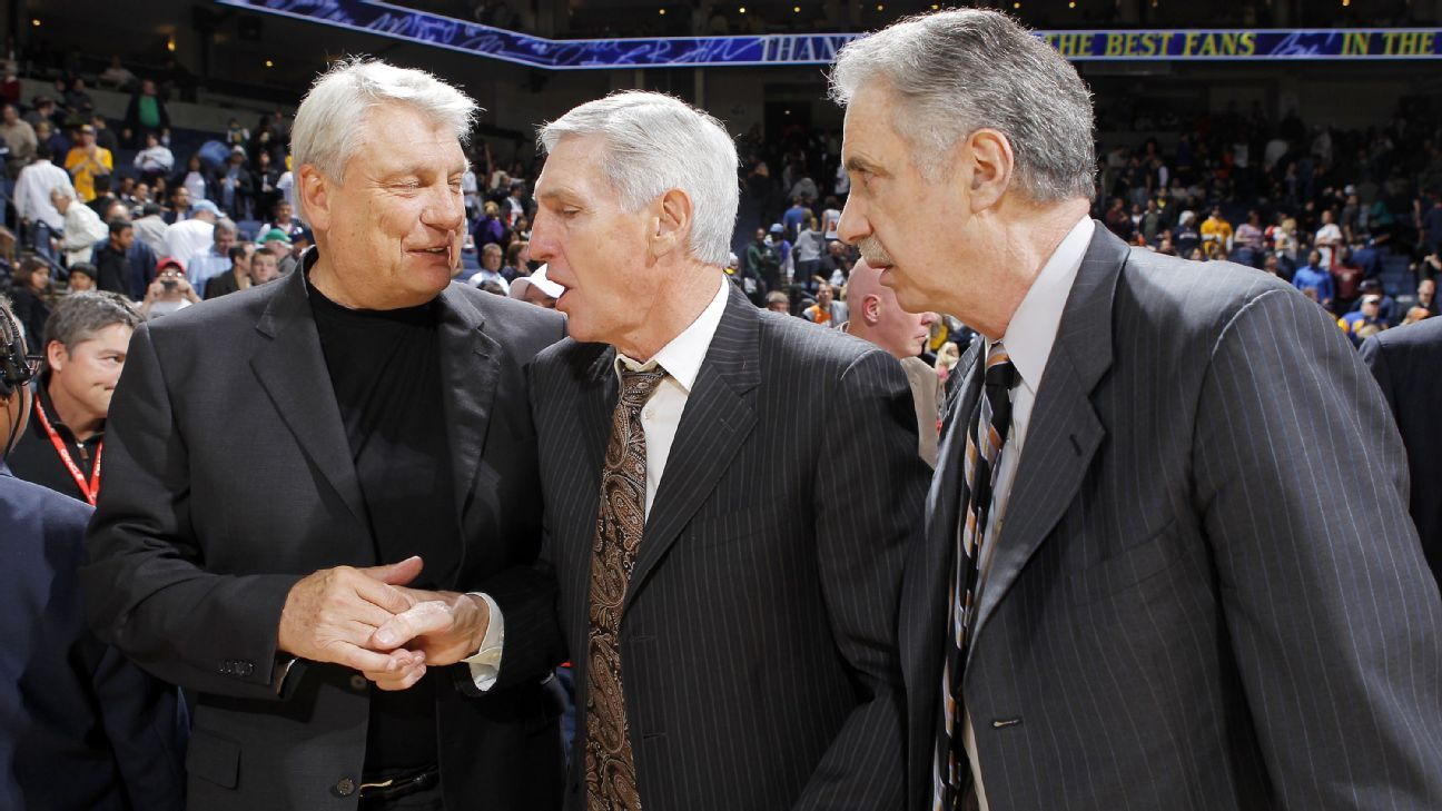 'The most competitive guy I ever coached against': Jerry Sloan, as remembered by fellow greats