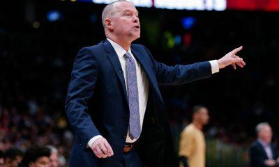 Nuggets coach Malone says he had coronavirus