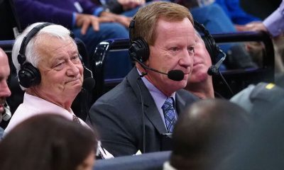Kings announcer Napear resigns after BLM retort