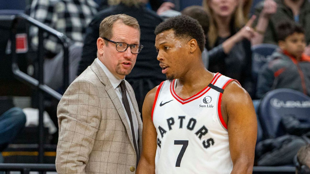 How the Raptors are turning Fort Myers into a test for the NBA's bubble