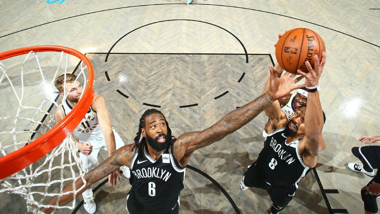 Nets' Jordan opts out of restart after positive test