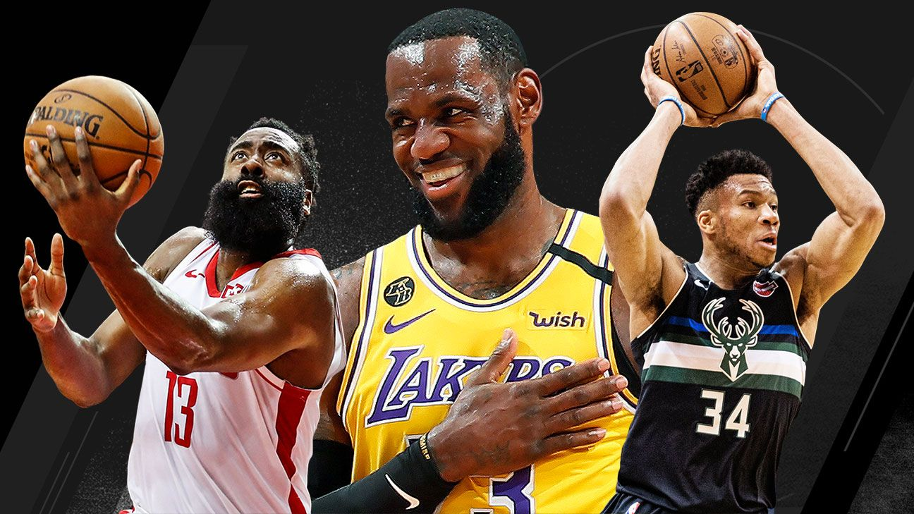 New NBA Power Rankings, and key questions for all 22 teams
