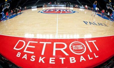 Pistons turning training facility into voting center