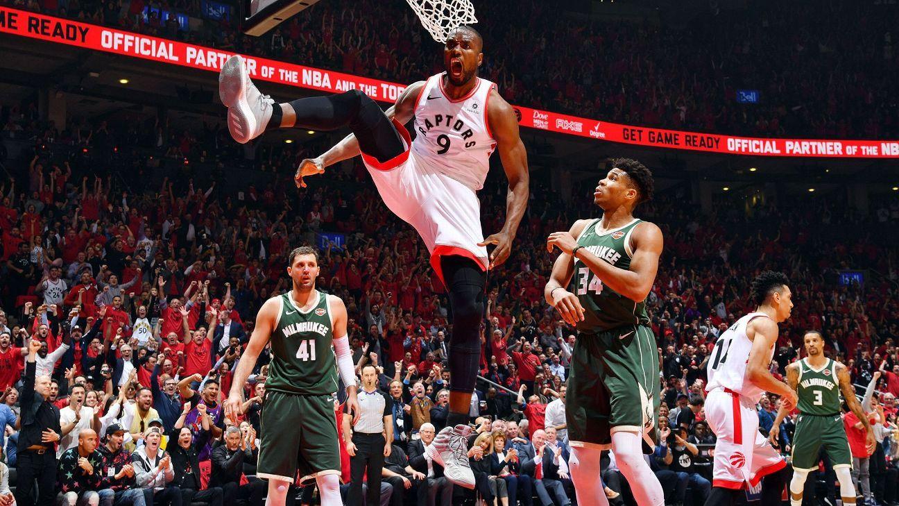 Ibaka: 'Locked in' Raptors ready for NBA restart
