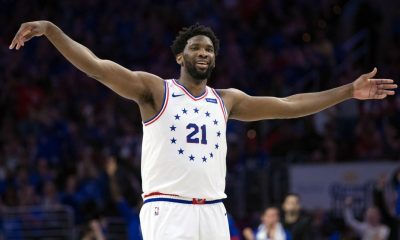 Embiid: Sixers' offense should go through him