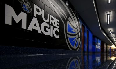 Unidentified Magic player tests positive for virus