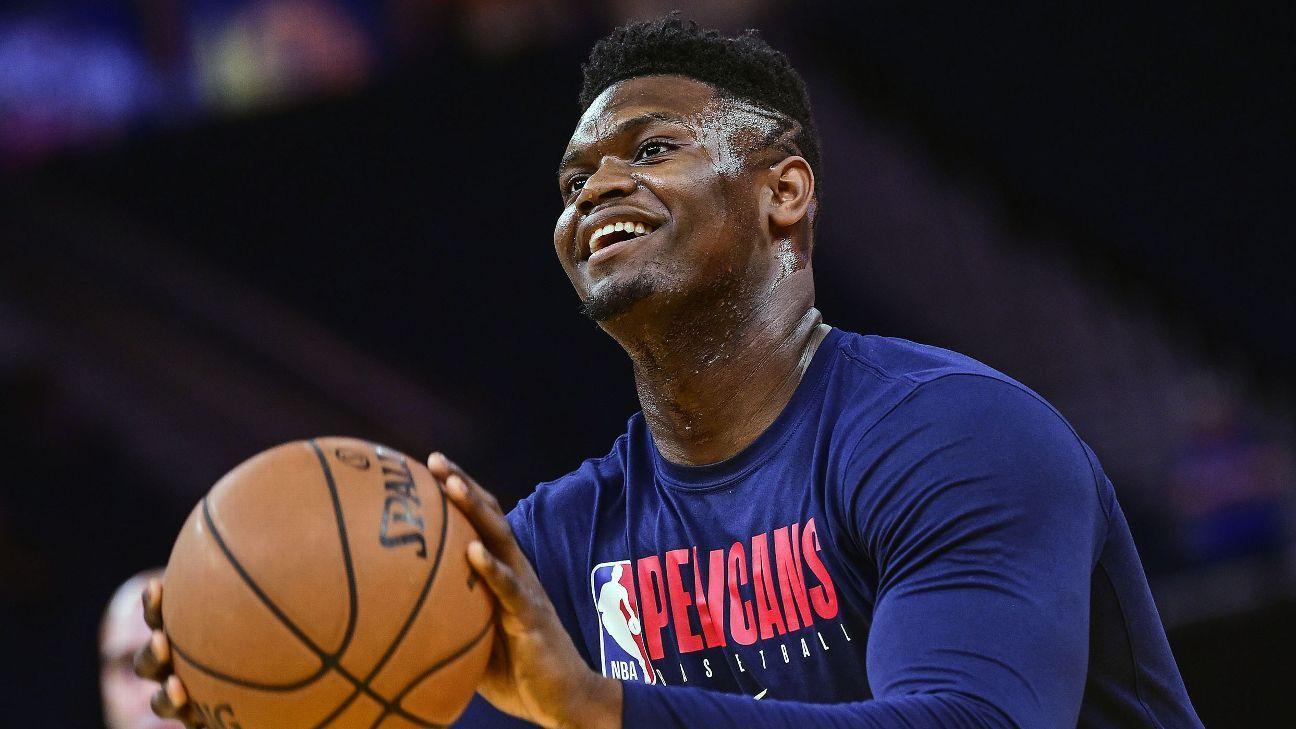 Happy birthday Zion: Williamson is already racking up NBA accomplishments
