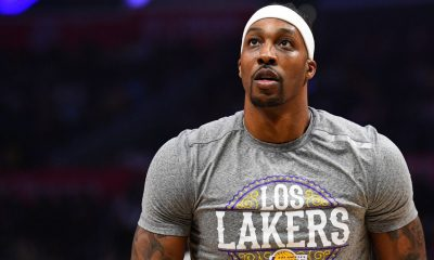 Lakers won't replace Howard, 'hopeful' he'll play