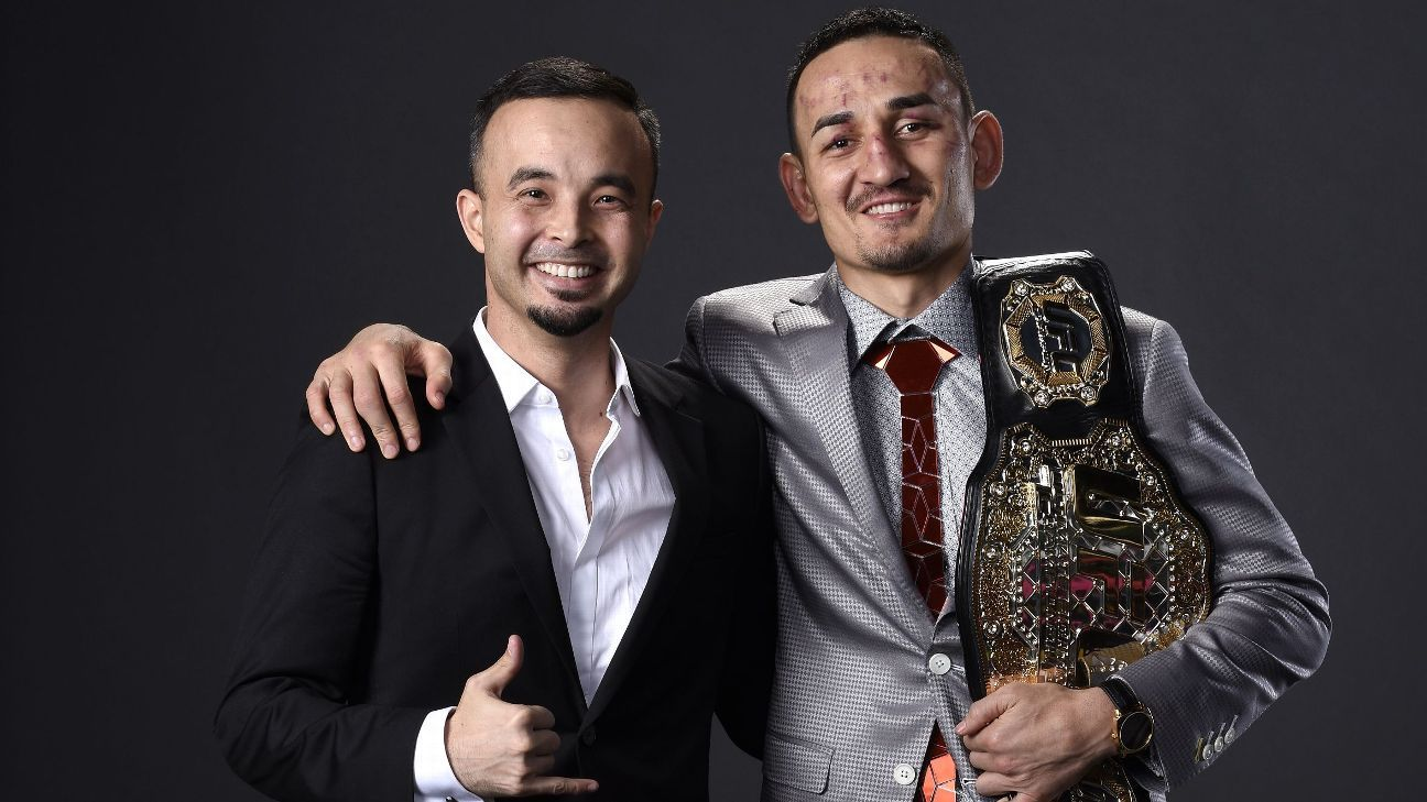 UFC 251: From the White House to the Raptors, this was the road to Max Holloway Inc.