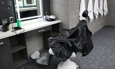 How the NBA picked the barbers for the bubble