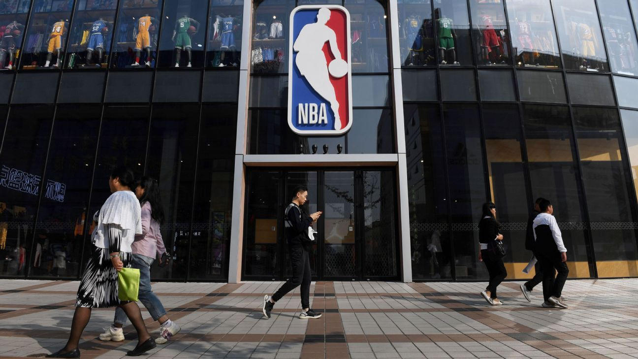 Sources report abuse at NBA China academies