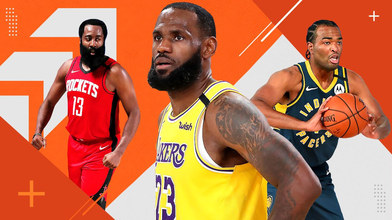 NBA Power Rankings: Where all 22 teams stand after the opening weekend