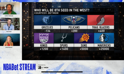 NBA launches betting-centric telecasts for restart
