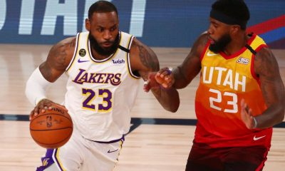 LeBron stays on message after Lakers milestone