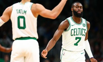 The Celtics will go as far as their young wings carry them