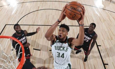 Giannis: 1-seed Bucks' road to Finals 'about us'