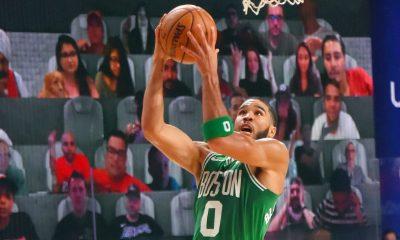 Stevens downplays rout of Raptors, eyes playoffs