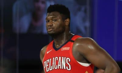 Zion's performance in the bubble and the Pelicans' future