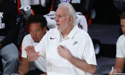 Popovich, Spurs buoyed by bubble play: 'Win-win'