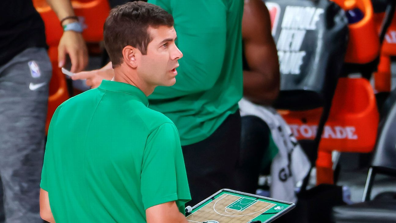Celtics sign coach Stevens to contract extension
