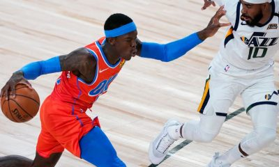 OKC's Schroder returns to bubble, in quarantine