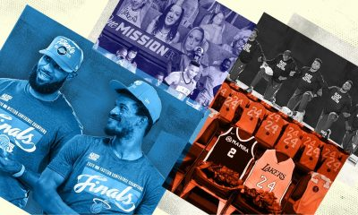 How the NBA navigated its longest, most unpredictable year