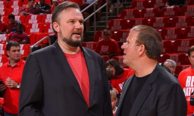 Morey 'safe,' will pick coach, Rockets owner says