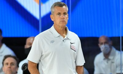 Donovan out as Thunder coach after 5 seasons