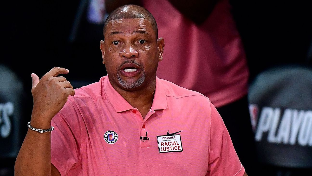 Rivers on Clippers' demise: 'I'll take any blame'