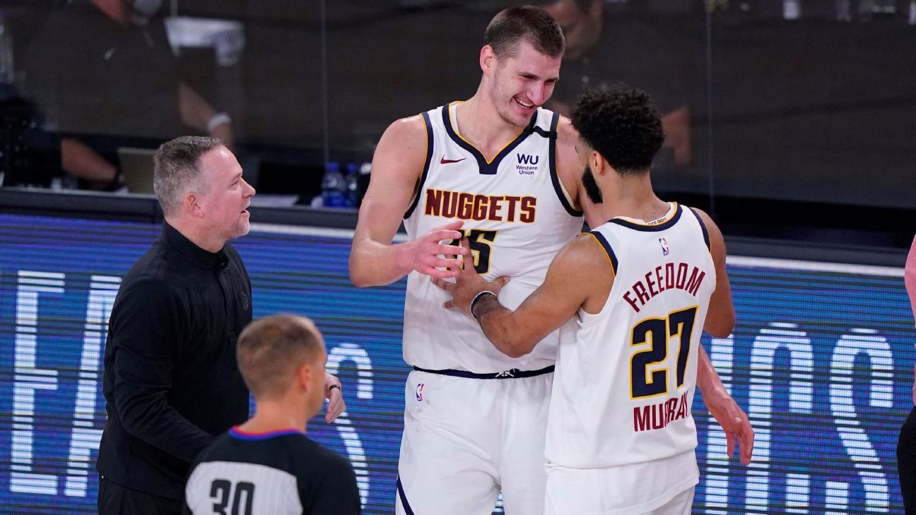 Nuggets silence critics with historic 3-1 comeback