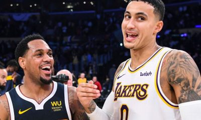 The Nuggets-Lakers series is putting on for Flint, Michigan
